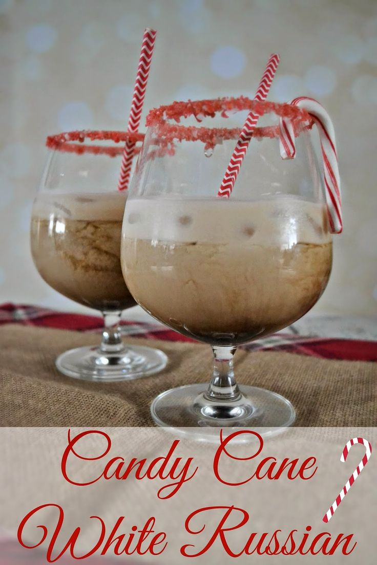 how to make a candy cane drink