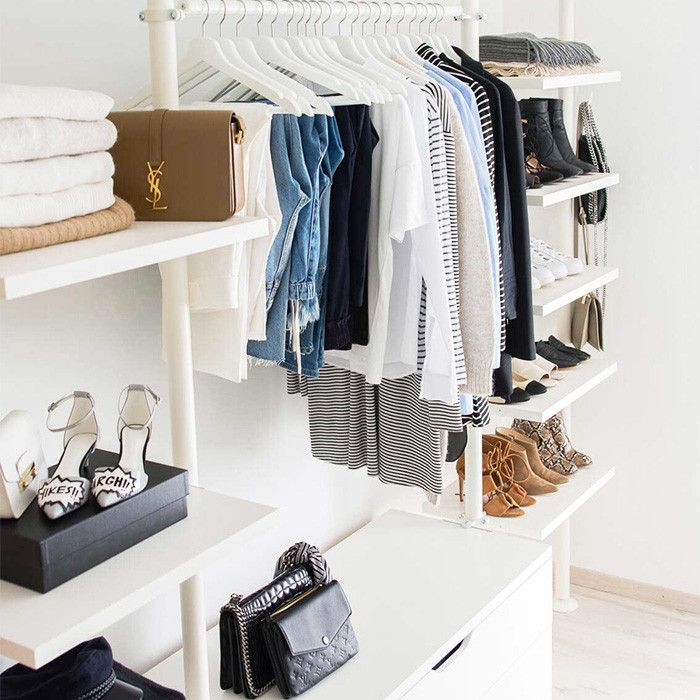 Want an easy method to whip your closet into shape? Find out the top three things you should do here.