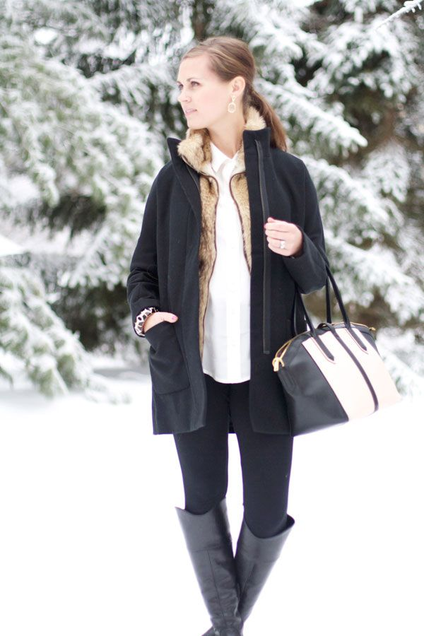 jillgg's good life (for less) | a style blog: my everyday style: a winter wonderland!