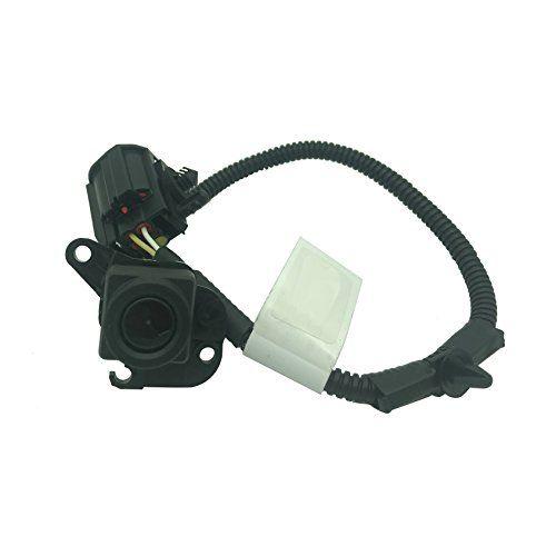 E-KYLIN Car Auto Flush Mount Housing Backup Camera Waterproof 28mm Hole Saw IR