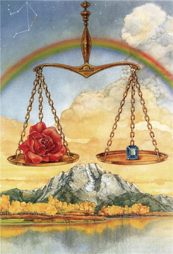 Where Will The Scales Bring Balance To You?   The Month of Libra, 2013