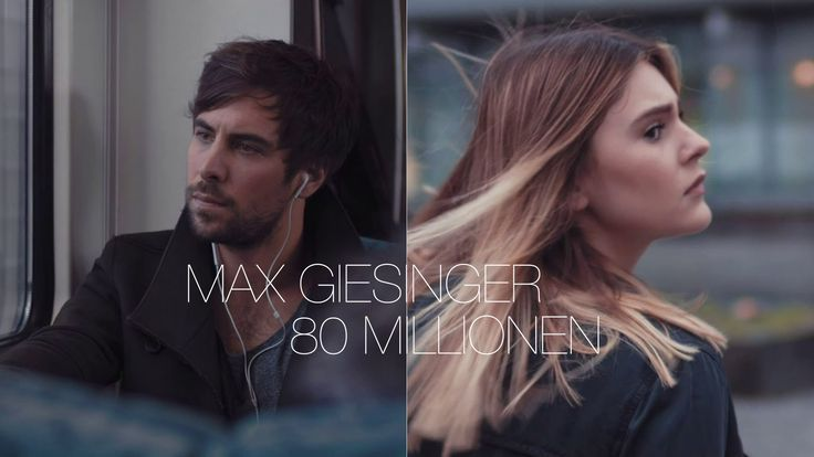 Max Giesinger - 80 Millionen (Offizielles Video)