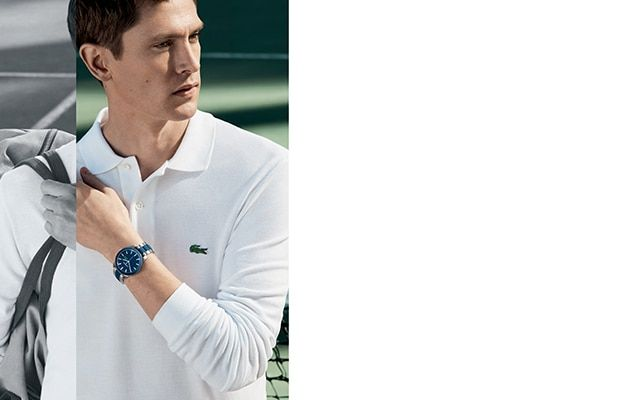 Shop LACOSTE online for men's, women's & kids polos, clothing, shoes, watches, bags, fragrances and sportswear. Free shipping on orders over $75.