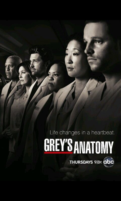 """Grey's Anatomy"" #television #series #ABC"