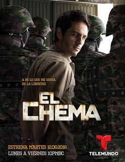 Ver Novela El Chema Online | TelenovelasDK.com
