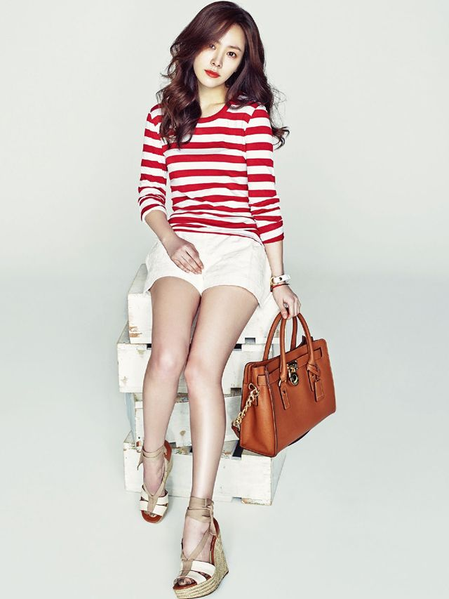 Han Ji Min In The May 2013 Issue of SURE