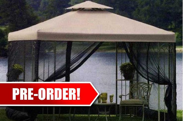 Best 20+ Gazebo Replacement Canopy Ideas On Pinterest