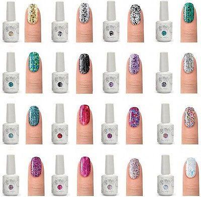Harmony New Gelish Gel Nail Polish Trends Collection Set ...