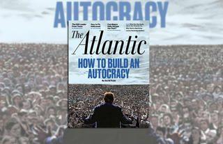 États-Unis. La voie de l'autocratie | Courrier international