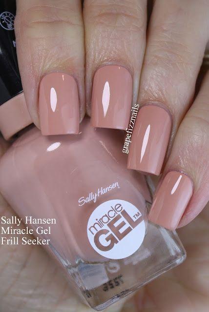 Sally Hansen Frill Seeker Nails Hair In 2019 Sally Hansen Nails