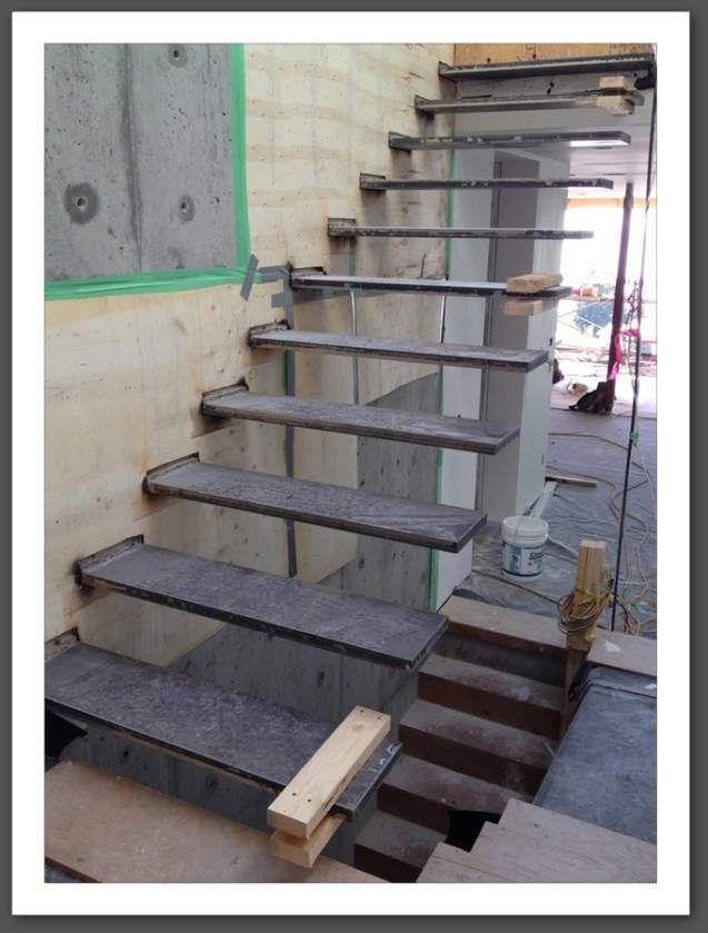 marche en resine escalier pinterest r sine marche et escaliers. Black Bedroom Furniture Sets. Home Design Ideas