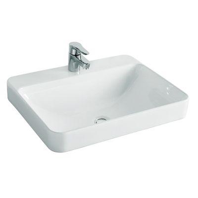 KOHLER® Forefront® Rectangular Vessel Basin