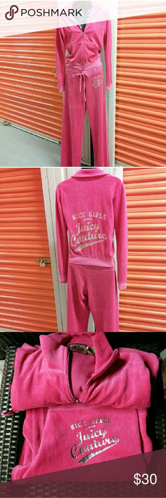 Spotted while shopping on Poshmark: Juicy Couture Sweatsuit! #poshmark #fashion #shopping #style #Juicy Couture #Other