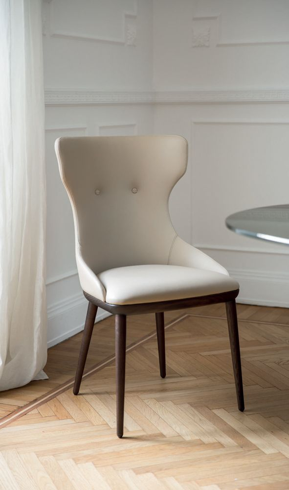 Andy Chair, Transitional Dining Room Design at Cassoni.com