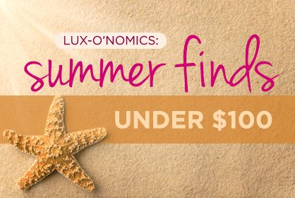 Summer style finds under $100