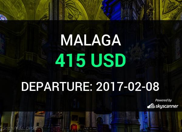 Flight from Philadelphia to Malaga by Avia #travel #ticket #flight #deals   BOOK NOW >>>