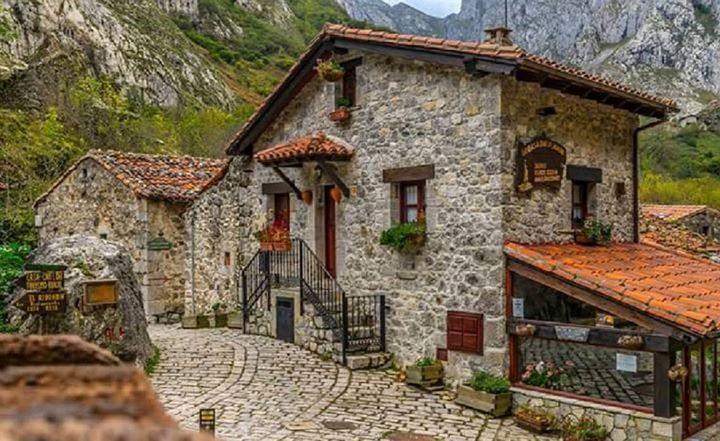 (Bulnes) Picos de Europa, Asturias. España.