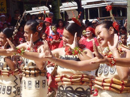 Tongan | Tongan Culture: Tongan Dance