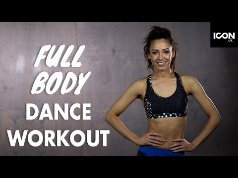 Total Toning Full Body Hip Hop Dance Workout | Danielle Peazer Compilation - YouTube