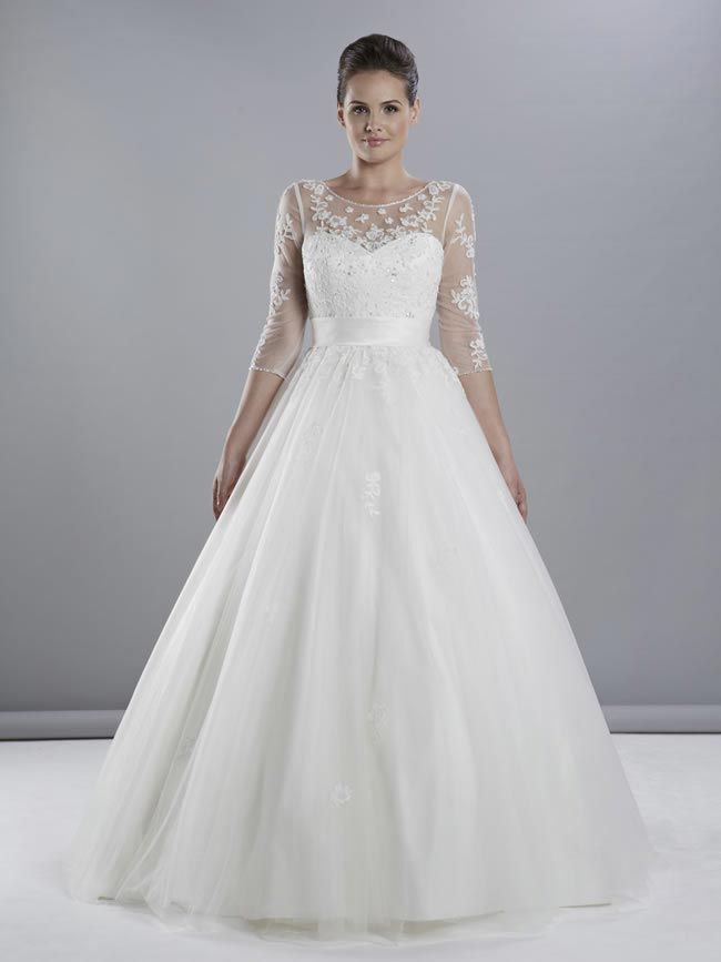 Plus Size Wedding Dresses Kilmarnock : Wedding dress gown dressses bridal collection