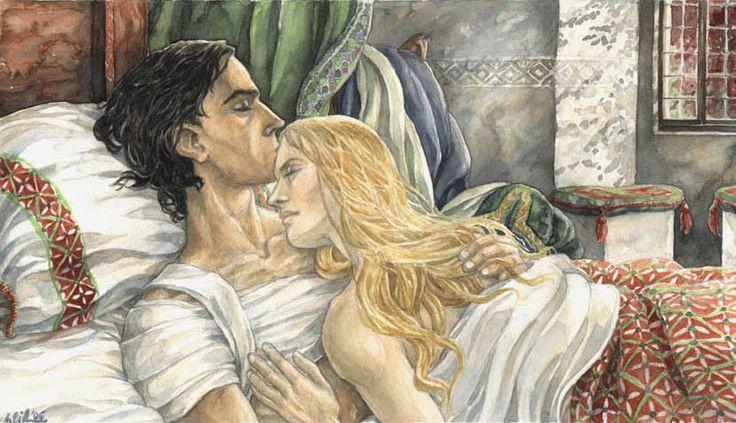 Aragorn faramir spank