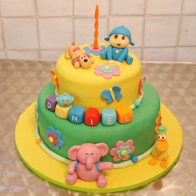 Pocoyo Cakes Ideas