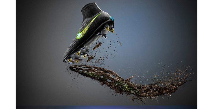 Nike anti clog traction