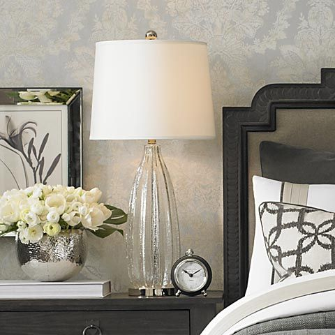 Harlow table lamp by bassett furniture see this lamp in our showroom