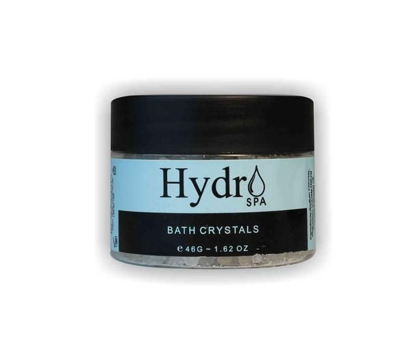Hotel Bath Crystals Hydro Spa in a boutique style tub. Luxurious bath amenities beyond compare. Your guest are going to love them!