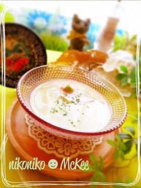ハマる♡波蘭ジュレック風♡5分美味スープ