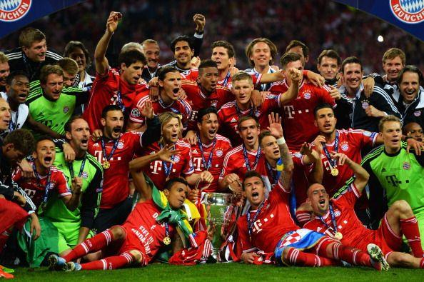#Bayern Monaco - Borussia Dortmund 2-1: gol di Mandzukic, Gundogan e Robben - Finale #Champions League (Foto)
