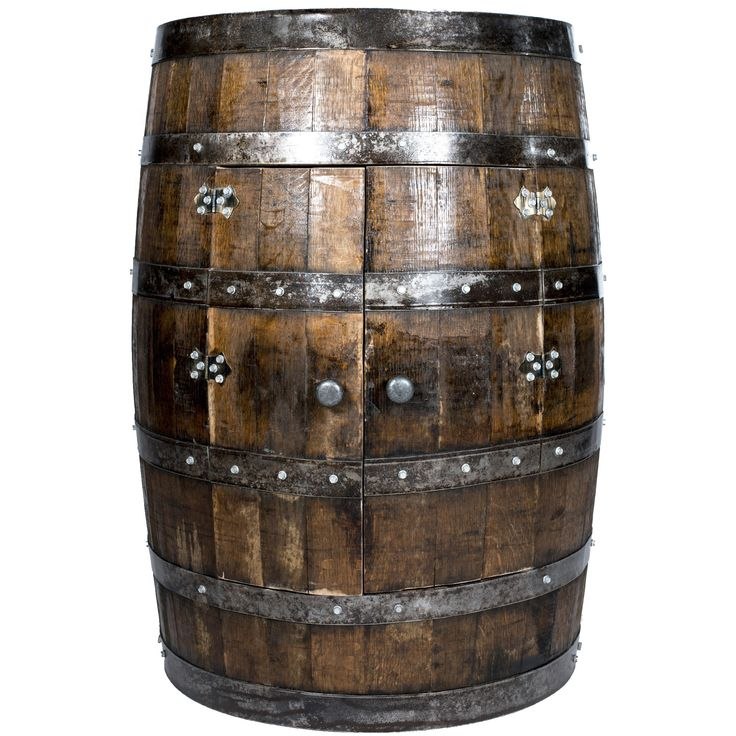 7 Best Bourbon Barrel Cabinet Images On Pinterest