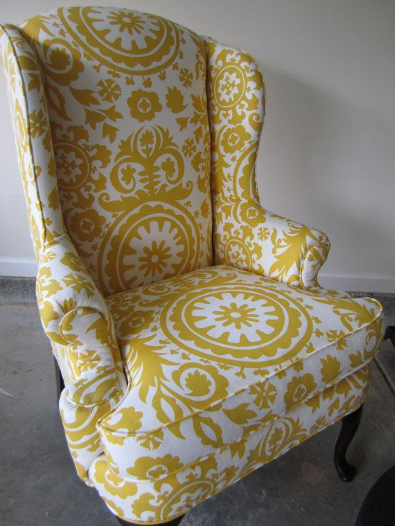 30 Best Images About Wing Back Chairs Ideas On Pinterest