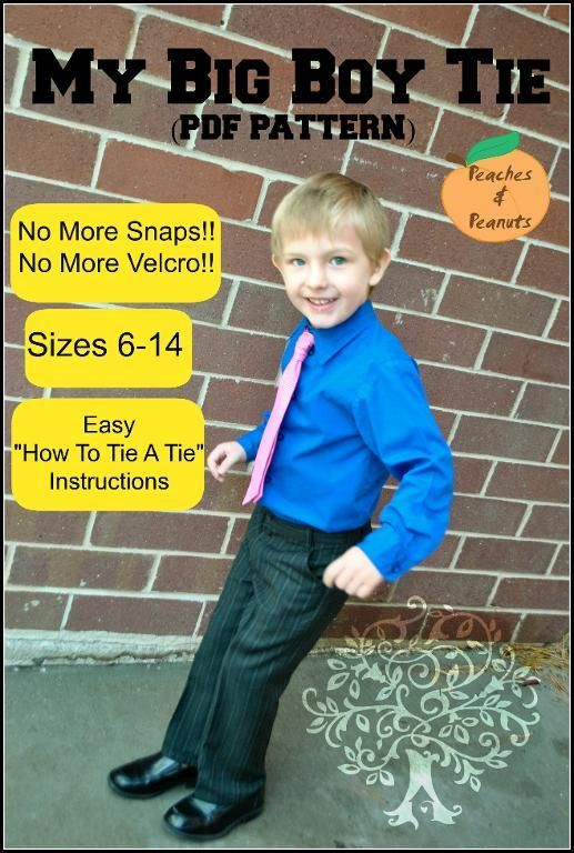 108 best design b is for little boy images on pinterest boys my big boy tie pattern via craftsy 295 ccuart Image collections