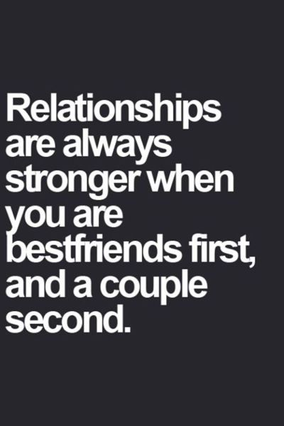 Quotes about friends after dating