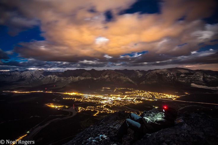 17 Best Images About Sunshine Village After Dark On