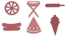 Quickutz cookie cutter die set (CC-Shape-10) - BBQ