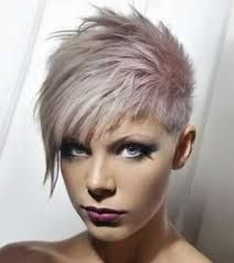 Really Short Hairstyles 14 Best Very Short Hair Images On Pinterest  Hair Cut Short