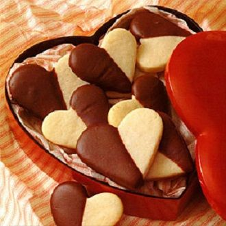low fat valentine's day cookies