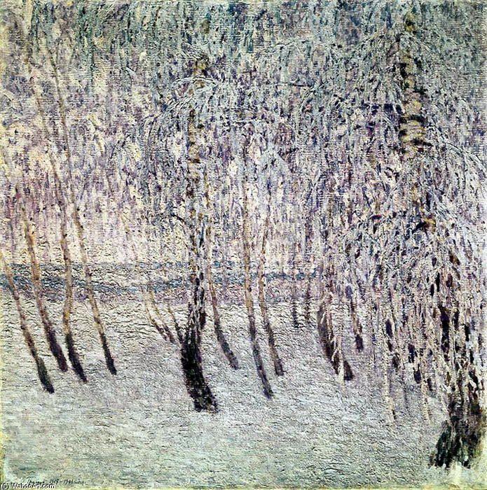 Le prix Frost, 1907 de Igor Emmanuilovich Grabar (1871-1960, Hungary)