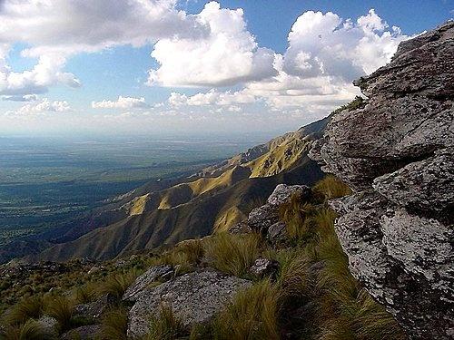 Merlo, San Luis. Argentina