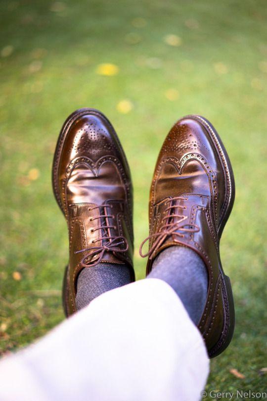 gezzasmenswear -    Trousers - Boglioli  Socks - Uniqlo  Shoes - Crockett and Jones for Ralph Lauren