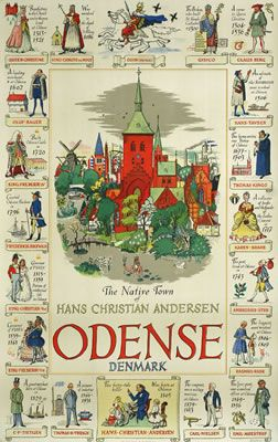 Odense is where my Great Grandmother was from--Gustaf Hjortzberg #odense #denmark #retro - Loved by @Denmark House