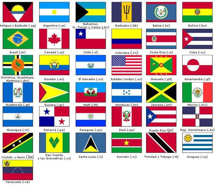 mapa del america con nombres  Buscar con Google  mapas de mexico