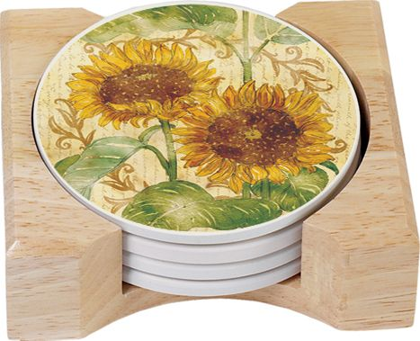 Sunflower Kitchen Accessories | Country Sunflower Themed Kitchen Decor  Accessories   Reflections Of .