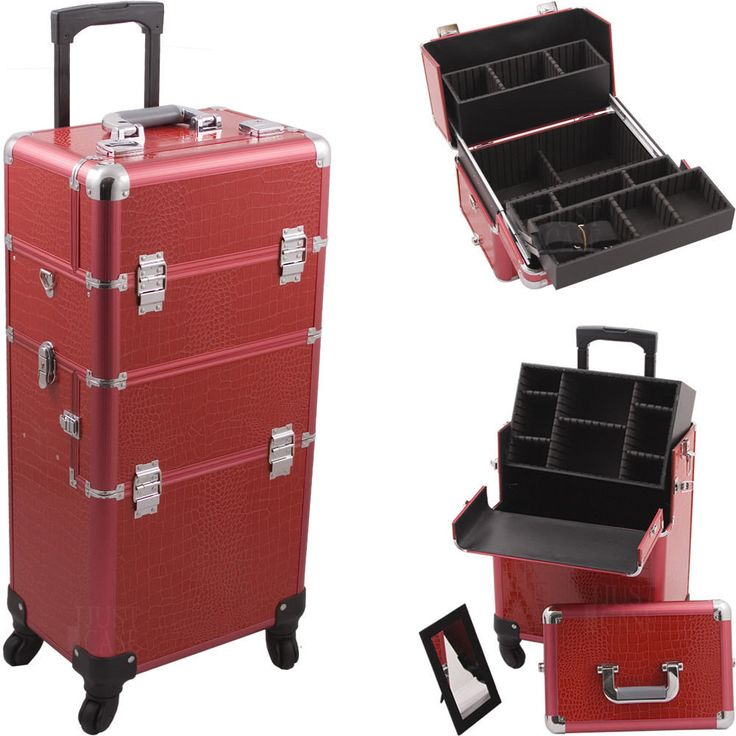 Best Me Images On Pinterest Make Up Products And Makeup - Aluminum trolley case pro rolling makeup cosmetic organizer