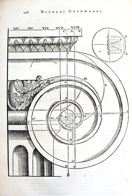 """Vitruvius, classical architect wrote """"de architectura"""""""