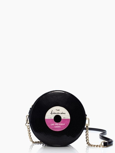 Fancy Footwork Saxton bag by Kate Spade New York. Spinning a classic into something new.