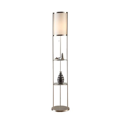 "Found it at Wayfair - Exeter 63"" Floor Lamp"