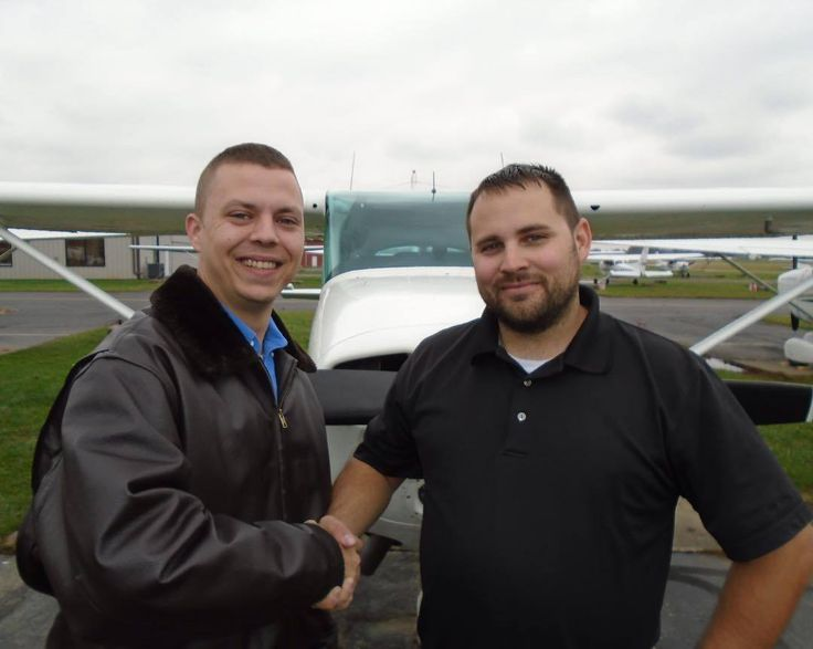 Justin Keith soloed in a single-engine aircraft on November 13 2017. This was Justins first flight as a student pilot without his instructor in the aircraft. Justin is enrolled in the Aviation Technology: Professional Pilot Program at the University of Cincinnati Clermont College. The laboratory portion of the Professional Pilot Program is taught by Sportys Academy at the Clermont County Airport in Batavia Ohio.  A video of the flight is available at…